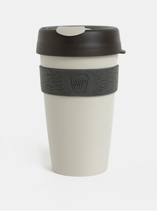 Cana de calatorie maro-gri KeepCup Original Large