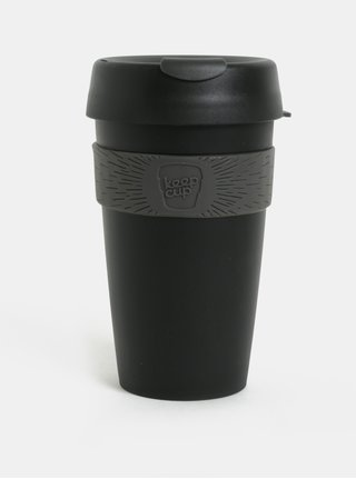 Cana de calatorie neagra KeepCup Original Large