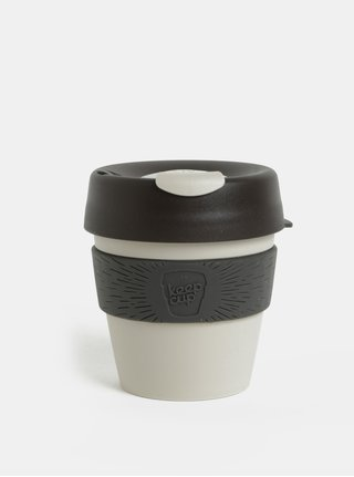 Cana de calatorie maro-gri KeepCup Original Small