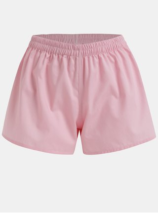 Růžové dámské pruhované trenýrky ZOOT