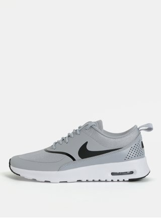 Šedé dámské tenisky Nike Air Max Thea dee66c51ce9