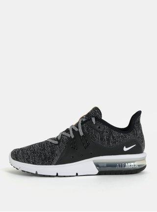 Šedé pánské tenisky Nike Air Max Sequent 3