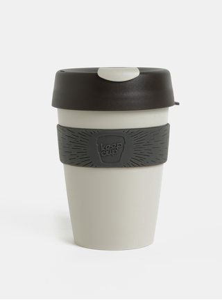 Cana de calatorie maro-gri KeepCup Original Medium