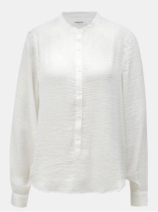 Bluza alba lejera Moss Copenhagen Luella