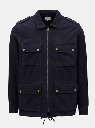 Jacheta albastru inchis cu buzunare ONLY & SONS Adler