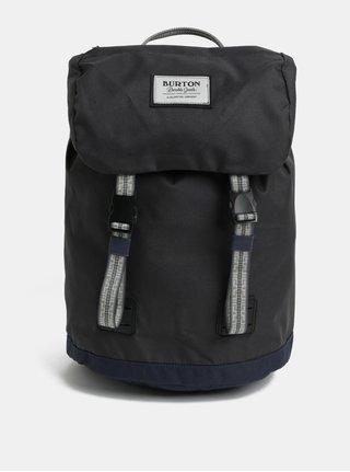 Sivý chlapčenský batoh s chlopňou Burton Youth Tinder 16 l
