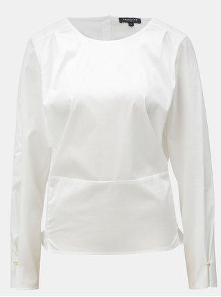 Bílá halenka se zavazováním Selected Femme bbea10d44e