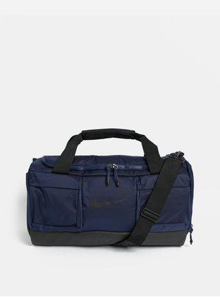 d4f384cf668f9 Čierno-modrá športová taška Nike Midnight 37 l
