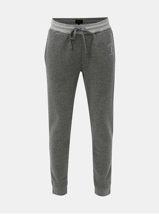 Pantaloni sport gri melanj classic fit Hackett London