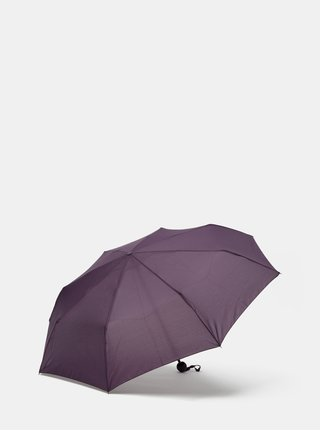 Fialový skladací dáždnik Rainy Seasons