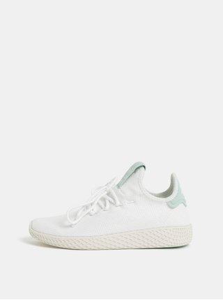Mentolovo-biele dámske tenisky adidas Originals Tennis