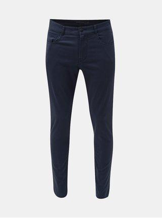 Modré straight fit kalhoty Quiksilver