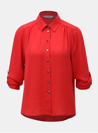 Bluza rosie cu maneci 3/4 Dorothy Perkins Petite