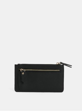 Čierna dámska malá peňaženka Pieces Fable