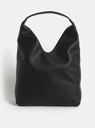 Čierna kabelka cez rameno Calvin Klein Jeans