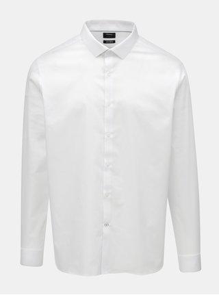 Biela skinny fit formálna košeľa Burton Menswear London