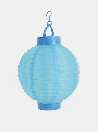Lampion solar albastru Kaemingk