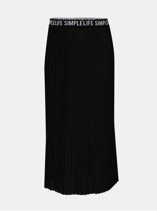 Černá plisovaná sukně LIMITED by name it