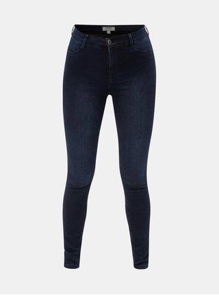 Tmavě modré super skinny džíny Dorothy Perkins Frankie