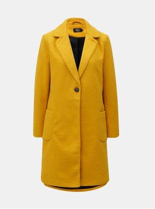 Žltý kabát ONLY