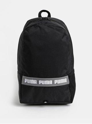 Čierny batoh s potlačou Puma 25 l