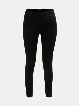 Blugi de dama negri skinny din denim Scotch & Soda