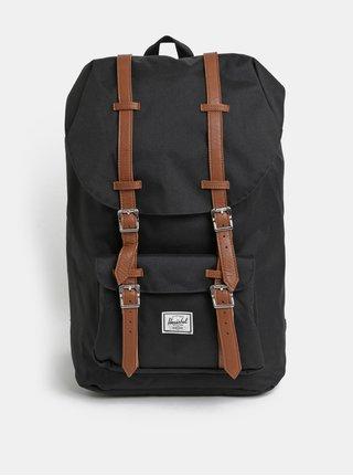 Černý batoh Herschel Little America 25 l