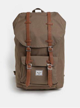 Hnedý batoh Herschel Little America 25 l