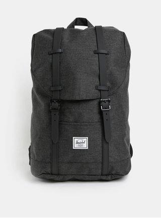 Šedý batoh Herschel Retread Mid 14 l