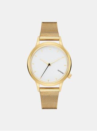 Dámske hodinky v zlatej farbe Komono Lexi Royale