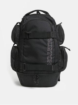 Čierny batoh s výšivkou Burton 29 l