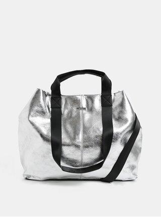 Geanta pentru shopping argintie ALDO