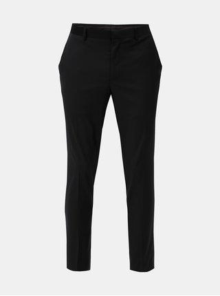 Čierne skinny fit nohavice Burton Menswear London