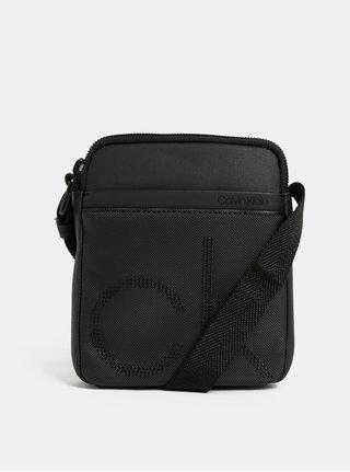 Čierna pánska crossbody taška Calvin klein Jeans