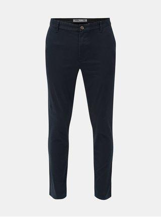 Pantaloni albastru inchis skinny fit Burton Menswear London