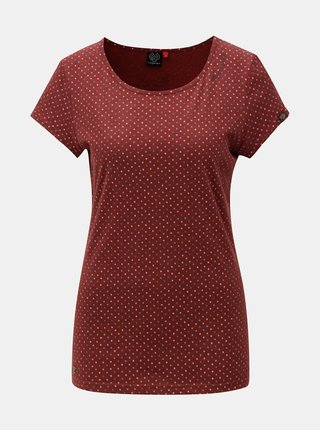 Tricou de dama bordo cu model Ragwear