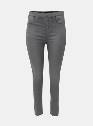 Jeggings gri Dorothy Perkins Curve