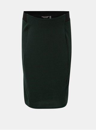 Fusta negru-verde cu model pentru femei insarcinate Dorothy Perkins Maternity