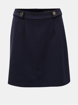 Tmavě modrá sukně Dorothy Perkins