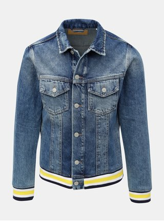 Jacheta din denim Jack & Jones Earl