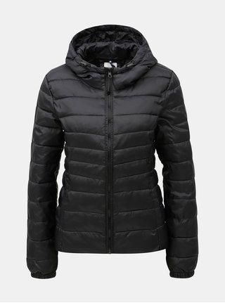Čierna prešívaná bunda ONLY