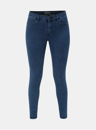 Blugi albastri skinny fit din denim ONLY