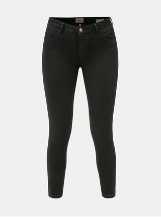 Čierne push up skinny fit rifle ONLY Daisy