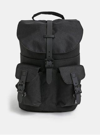 Čierny batoh s vreckami Spiral Little 8 l
