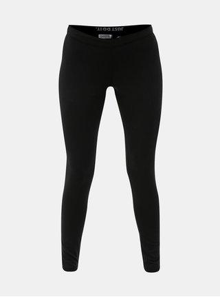 Černé dámské legíny s potiskem Nike Logo