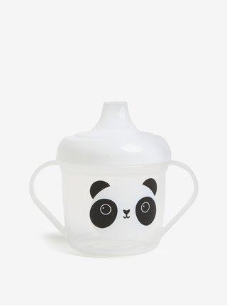 Transparentní dětský hrníček s motivem pandy Sass & Belle