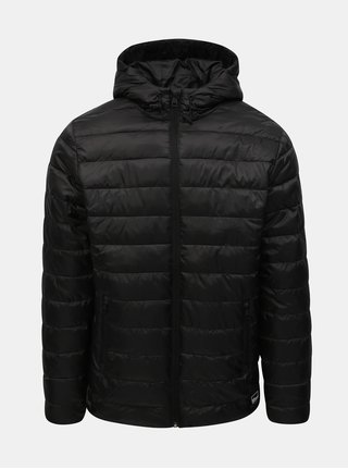 Čierna prešívaná tenká bunda ONLY & SONS Eddi