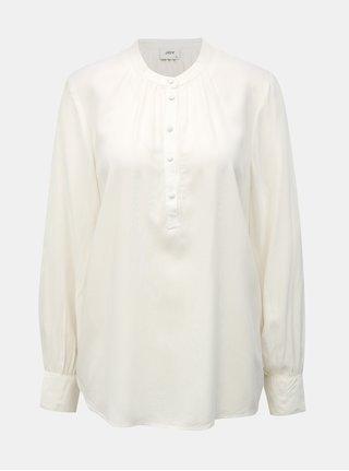 Bílá volná košile Jacqueline de Yong