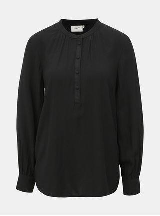 Černá volná košile Jacqueline de Yong