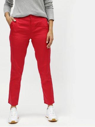 Pantaloni chino rosii SKFK